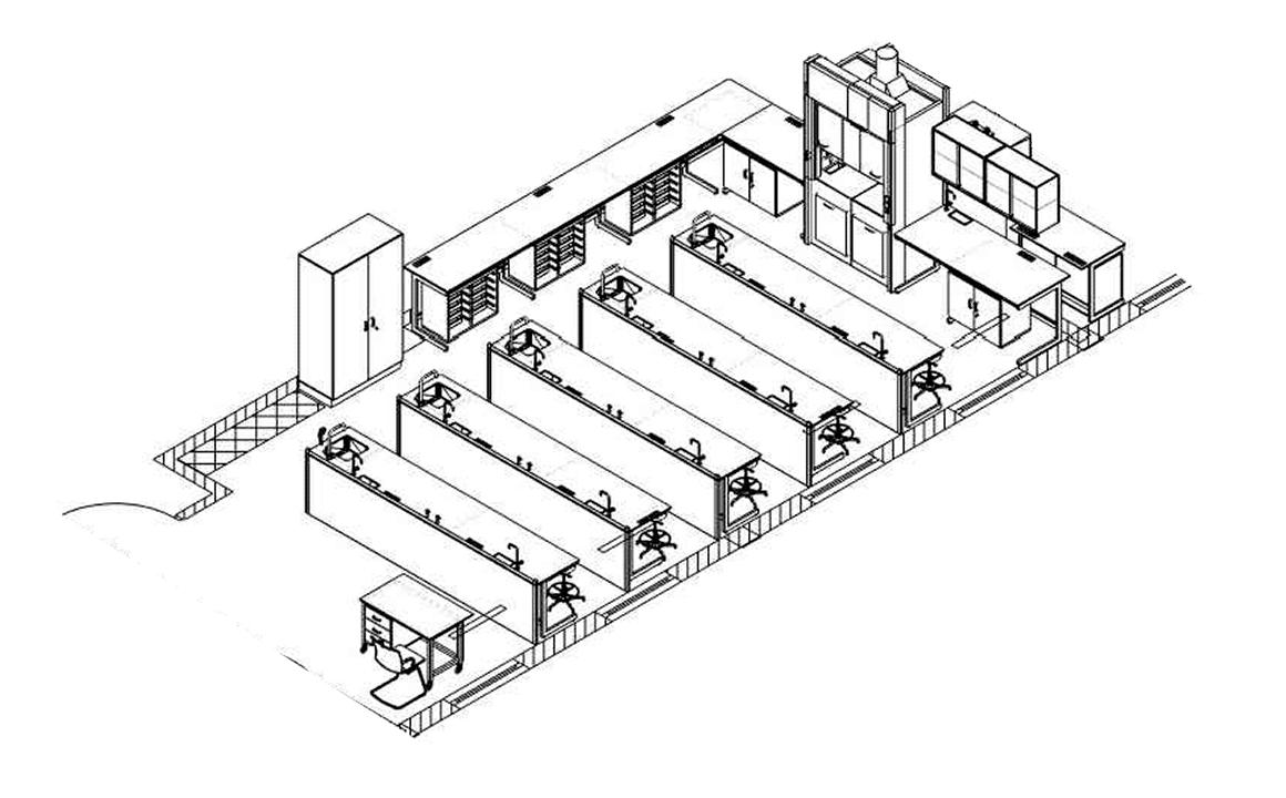 Plano del proyecto King College - Inbautek