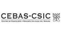 Logotipo Cebas CSIC - Inbautek